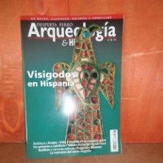 Livros em segunda mão: DESPERTA FERRO ARQUEOLOGIA & HISTORIA Nº 16 - VISIGODOS EN ESPAÑA - DISPONGO DE MAS REVISTAS. Lote 267007079