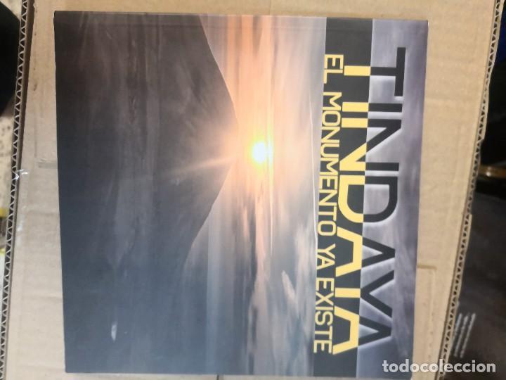 LIBRO TINDAYA, EL MONUMENTO YA EXISTE ZAMBRA / BALADRE (Libros de Segunda Mano - Ciencias, Manuales y Oficios - Arqueología)