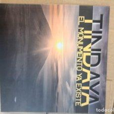 Libros de segunda mano: LIBRO TINDAYA, EL MONUMENTO YA EXISTE ZAMBRA / BALADRE. Lote 268821869