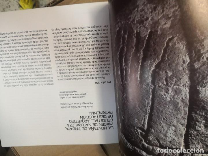 Libros de segunda mano: Libro Tindaya, el monumento ya existe Zambra / Baladre - Foto 4 - 268821869