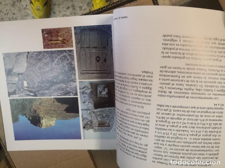 Libros de segunda mano: Libro Tindaya, el monumento ya existe Zambra / Baladre - Foto 5 - 268821869