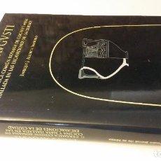 Libros de segunda mano: 2001 - ALCORTA IRASTORZA - LUCUS AUGUSTI. II. CERÁMICA COMÚN ROMANA DE COCINA Y MESA. Lote 268969369