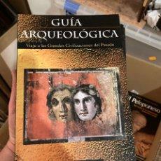 Libros de segunda mano: LOTE DE LIBROS DE ARQUEOLOGÍA. Lote 275677498
