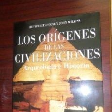 Libros de segunda mano: ROMA ANTIGUA / GRANDES CIVILIZACIONES - ANNA MARIA LIBERATI / FABIO BOURBON - DISPONGO DE MAS LIBROS. Lote 275699573