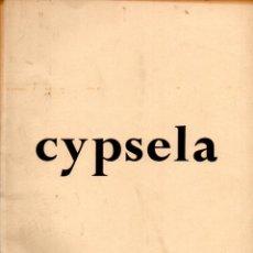 Libros de segunda mano: CYPSELA I - ARQUEOLOGÍA DE LA CERDANYA (1976) GRAN FORMATO. Lote 278233718