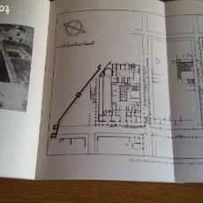 Libros de segunda mano: BREVE GUÍA PARA UNA VISITA A LAS RUINAS DE ITÁLICA, J.M. LUZÓN. 1970. ILUSTRACIÓN B/N+1 DESPLEGABLE. Lote 282555773