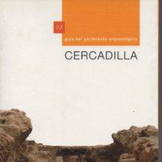 Libros de segunda mano: CERCADILLA. Lote 286575228