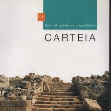 Libros de segunda mano: CARTEIA. Lote 286767758