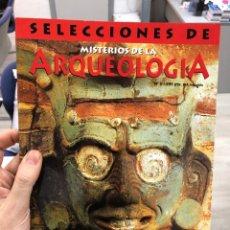 Libros de segunda mano: SELECCIONES DE MISTERIOS DE LA ARQUEOLOGÍA: AMÉRICA OCULTA EL MISTERIO MAYA. Lote 287796398