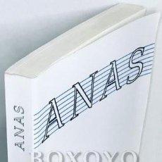 Libros de segunda mano: ANAS 7-8/ 1994-95. REVISTA DEL MUSEO NACIONAL DE ARTE ROMANO DE MÉRIDA. Lote 296963138