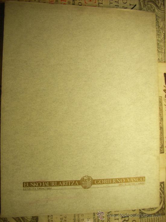 Libros de segunda mano: Libro -Arquitectura neoclásica en el País Vasco- edición bilingüe - Foto 2 - 12457717
