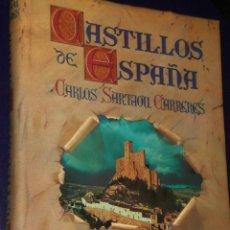 Libros de segunda mano: CASTILLOS DE ESPAÑA.. Lote 20789433