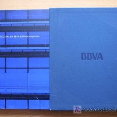 Libros de segunda mano: ARQUITECTURA EN BBVA: EDIFICIOS SINGULARES.. Lote 19030896
