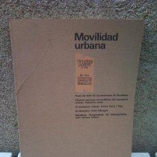 Libros de segunda mano: ARQUITECTURA - MOBILIDAD URBANA. Lote 26829835