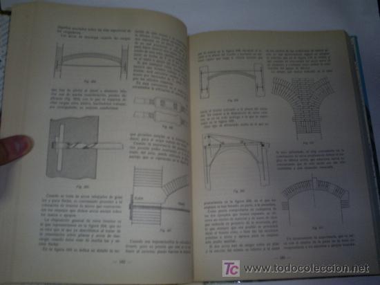 Libros de segunda mano: Enciclopedia de la Construccion 4 TOMOS JOAQUÍN DEL SOTO Arquitectura en la Historia 1960 RM44929 - Foto 7 - 26598996
