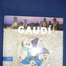 Libros de segunda mano: GAUDI UNA INTRODUCCION A SU ARQUITECTURA--TRIANGLE POSTAL. Lote 23726260
