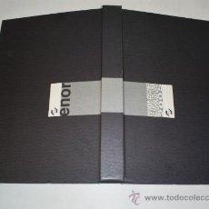 Libros de segunda mano: I PREMIO DE ARQUITECTURA ASCENSORES ENOR 2005 CARLOS QUINTÁNS EIRAS MARÍA ALONSO VELOSO RM40569. Lote 27545384