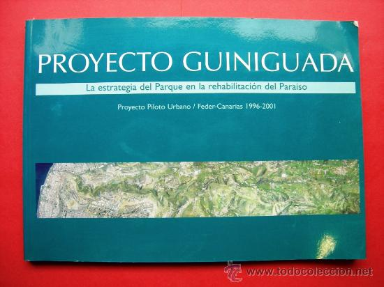 PROYECTO GUINIGUADA (Libros de Segunda Mano - Bellas artes, ocio y coleccionismo - Arquitectura)