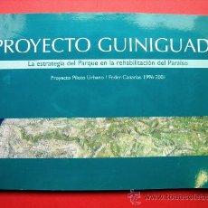 Libros de segunda mano: PROYECTO GUINIGUADA. Lote 22106984