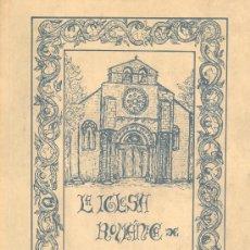 Libros de segunda mano: MARGARITA VILA DA VILA. LA IGLESIA ROMÁNICA DE CAMBRE (LA CORUÑA). LA CORUÑA, 1986. GALICIA. Lote 22640569