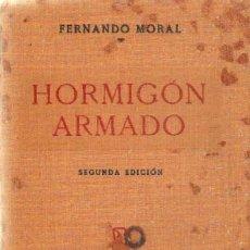 Libros de segunda mano: HORMIGON ARMADO (A-AT-311). Lote 23795181