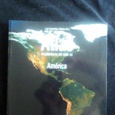 Libros de segunda mano: ATLAS AMERICA.ARQUITECTURAS DEL SIGLO XXI. FERNANDEZ GALIANO. FUND.BBVA 2010 316 PAG. Lote 26991717