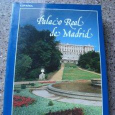 Libros de segunda mano: PALACIO REAL DE MADRID. . Lote 27358892