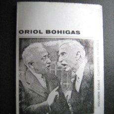Libros de segunda mano: ARQUITECTURA ESPAÑOLA DE LA SEGUNDA REPÚBLICA. BOHIGAS, ORIOL. 1970. Lote 27941809