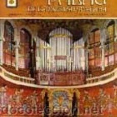 Libros de segunda mano: PALAU DE LA MUSICA CATALANA - 143 FOTOS - NUEVO STOCK KIOSKO- ESCUDO DE ORO-1ª ED 1974. Lote 28282880