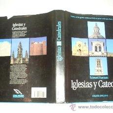 Libros de segunda mano: IGLESIAS Y CATEDRALES HISTORIA DESDE SUS PRIMEROS TIEMPOS HASTA NUESTROS DÍAS EDWARD NORMAN RM53337. Lote 28632600