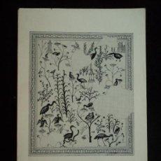 Libros de segunda mano: LOS SANTUARIOS DE TABGHA. STANISLAO LOFREDA. JERUSALEM 1977 64 PAG. Lote 30172509