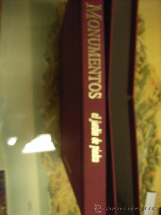 Libros de segunda mano: Libro -Monumentos.El jardín de piedra. BBV.1988 - Foto 2 - 32792920