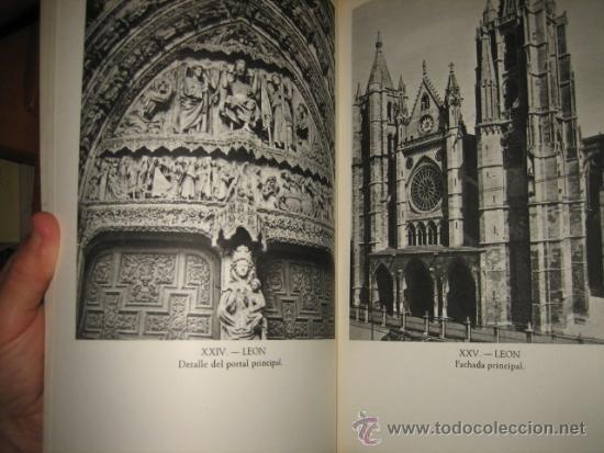 Libros de segunda mano: LAS CATEDRALES DE ESPAÑA TOMO III GEORGES PILLEMENT EDITORIAL GUSTAVO GILI 1953 - Foto 5 - 32915487