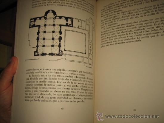 Libros de segunda mano: LAS CATEDRALES DE ESPAÑA TOMO III GEORGES PILLEMENT EDITORIAL GUSTAVO GILI 1953 - Foto 6 - 32915487