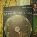 Libros de segunda mano: LIBRO LA SOMBRA DE ROMA, ARQUITECTURA. PAÍS VASCO. AÑO 1996. URBANISMO.. Lote 32944984