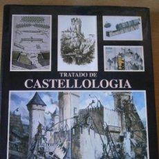 Libros de segunda mano: TRATADO DE CASTELLOLOGÍA, DE SANTIAGO FAJARDO G. DE TRAVECEDO E IGNACIO FAJARDO LOPEZ-CUERVO. Lote 33211181