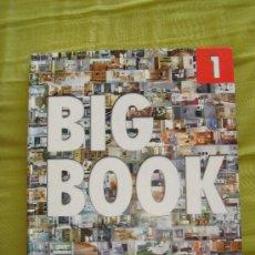 Libros de segunda mano: BIG BOOK - COCINAS SCHMIDT 2011. Lote 33511037