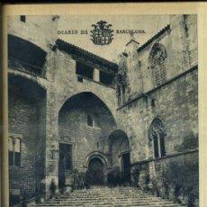 Libros de segunda mano: FAULÍ : ARQUITECTURA DE BARCELONA (1974). Lote 33870483