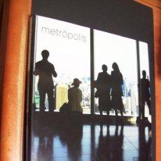 Libros de segunda mano: METRÓPOLIS - EDICIONS 62 / LA CAIXA - 2007 - . Lote 34346391