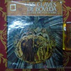 Libros de segunda mano: LAS CLAVES DE BOVEDA DE LA CATEDRAL DE GERONA. 1975. 1A EDICIÓN.. Lote 34577446