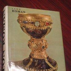 Libros de segunda mano: LÁNCIEN ROYAUME DE LEÓN ROMAN. . Lote 35416753