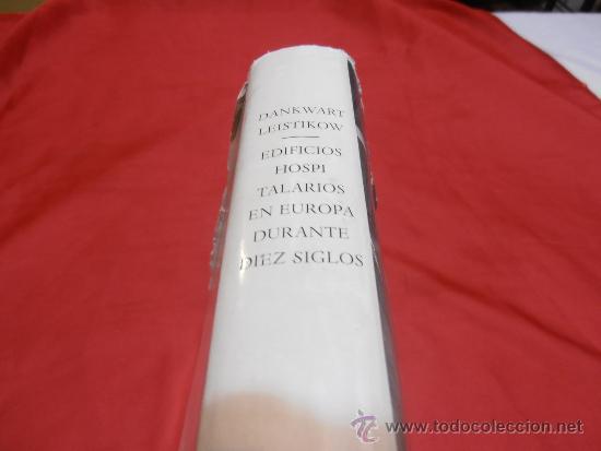 Libros de segunda mano: EDIFICIOS HOSPITALARIOS EN EUROPA DURANTE DIEZ SIGLOS - Foto 11 - 35603479