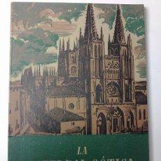 Libros de segunda mano: LA CATEDRAL GOTICA 1942. Lote 35627710