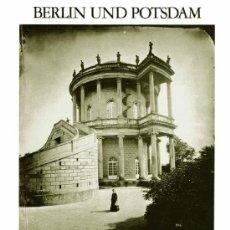 Libros de segunda mano: FOTOGRAFIA DE ARQUITECTURA EN BERLIN Y POTSDAM 1872-1875 - ARCHITEKTURPHOTOGRAPHIEN 1872-1875. Lote 35863550