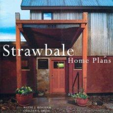 Libros de segunda mano: STRAWBALE HOME PLANS - ARQUITECTURA - CONSTRUCCIÓN DE CASAS CON BALAS DE PAJA. Lote 36053576