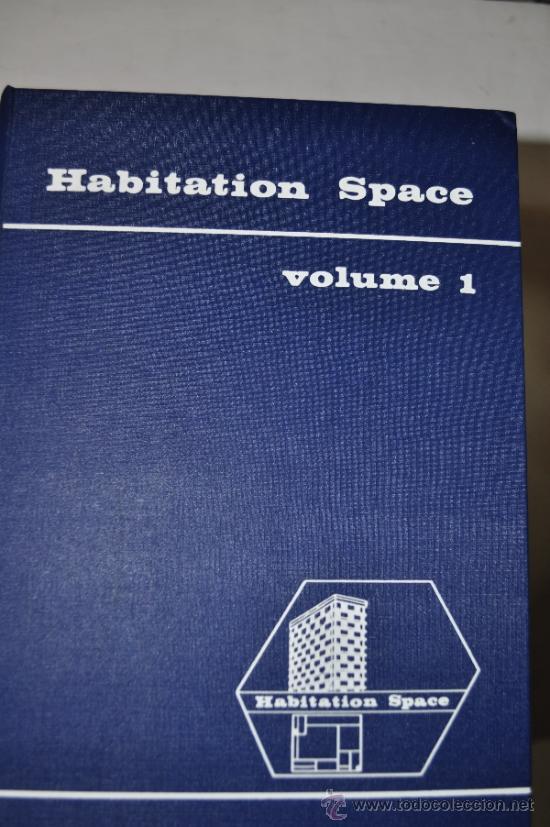 HABITATION SPACE. TOMOS I, II Y III. TRES TOMOS. FRANCESCO TAMBORRINO, GULIZIA PAOLA RM61293-V (Libros de Segunda Mano - Bellas artes, ocio y coleccionismo - Arquitectura)