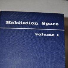 Libros de segunda mano: HABITATION SPACE. TOMOS I, II Y III. TRES TOMOS. FRANCESCO TAMBORRINO, GULIZIA PAOLA RM61293-V. Lote 36404258
