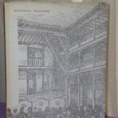 Libros de segunda mano: ALMAGRO Y SU CORRAL DE COMEDIAS.. Lote 36334722