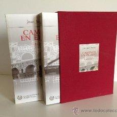 Libros de segunda mano: CAMINOS EN EL AIRE. LOS PUENTES JUAN JOSE ARENAS. Lote 36668072
