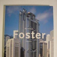 Libros de segunda mano: NORMAN FOSTER, PHILIP JODIDIO, TASCHEN. Lote 65401482
